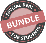 Special deal bundle for students